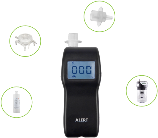 Accessorize your Breathalyzer
